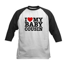 I Love My Baby Cousin Tee