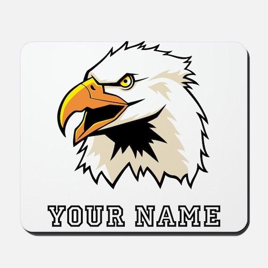 Bald Eagle Head (Custom) Mousepad