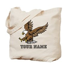 Bald Eagle (Custom) Tote Bag