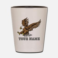 Bald Eagle (Custom) Shot Glass