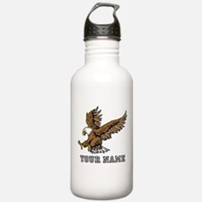 Bald Eagle (Custom) Water Bottle