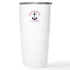 Drop Anchor Travel Mug