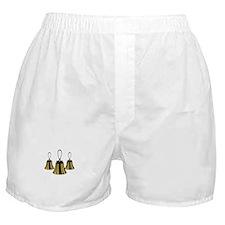 Three Handbells Boxer Shorts