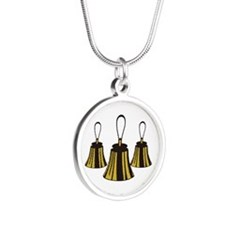 Three Handbells Necklaces
