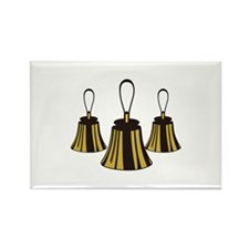 Three Handbells Magnets