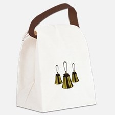 Three Handbells Canvas Lunch Bag