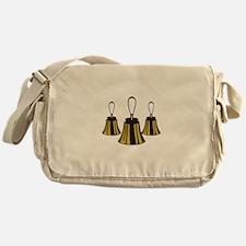Three Handbells Messenger Bag