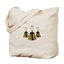 Three Handbells Tote Bag