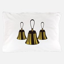Three Handbells Pillow Case
