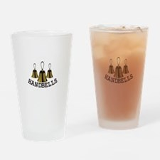 Handbells Drinking Glass