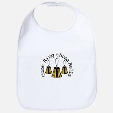 Cmon Ring Those Bells Bib