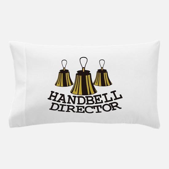 Handbell Director Pillow Case