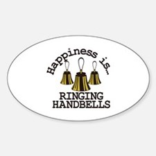 Happiness is Ringing Decal