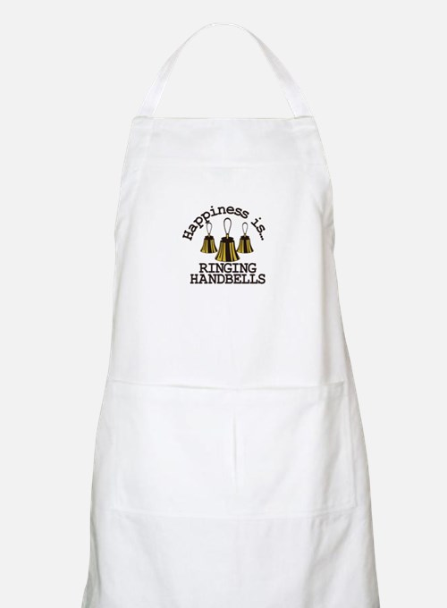 Happiness is Ringing Apron