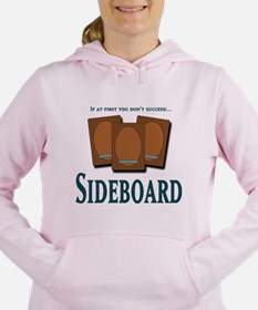 Sideboard 2 Women's Hooded Sweatshirt