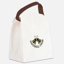 Handbell Choir Canvas Lunch Bag