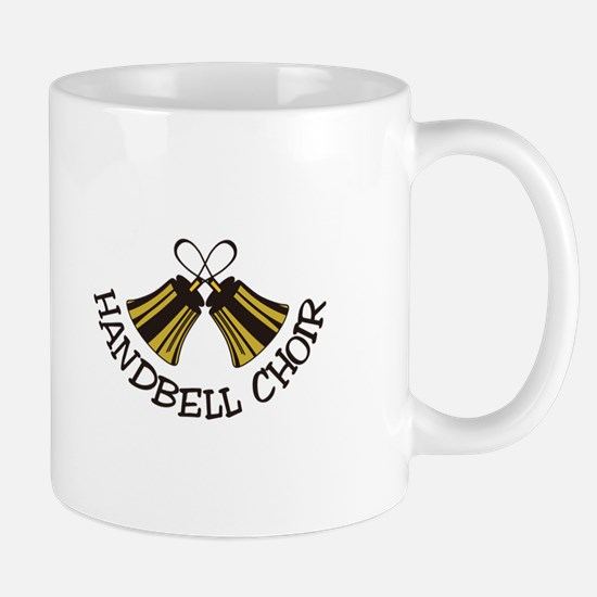 Handbell Choir Mugs