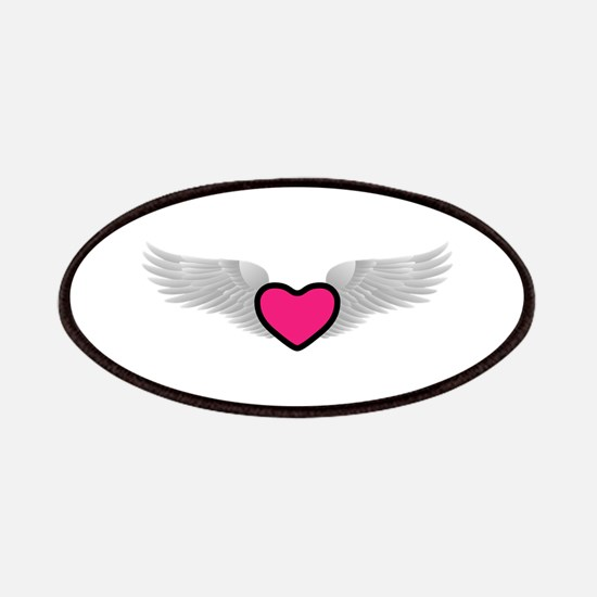 Winged Heart Patch