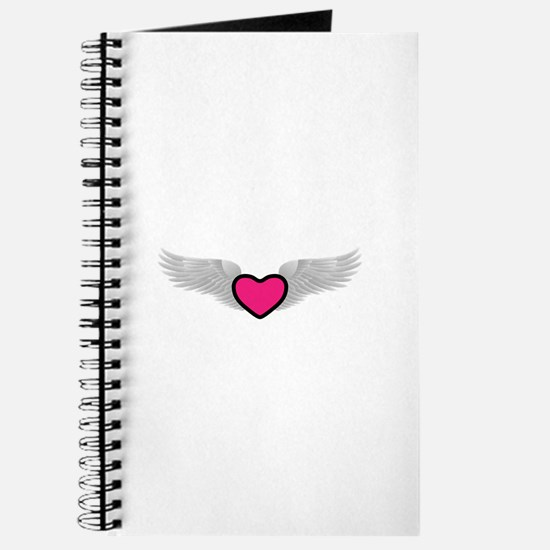 Winged Heart Journal