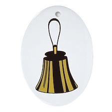 Handbell Ornament (Oval)