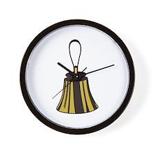 Handbell Wall Clock