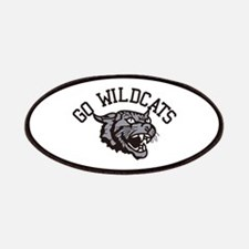 GO WILDCATS Patch