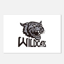 Wildcats Postcards (Package of 8)