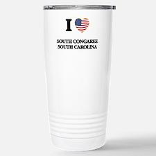 I love South Congaree S Travel Mug