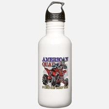 American Quad Water Bottle