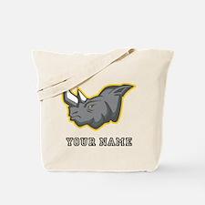 Rhino (Custom) Tote Bag