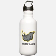 Rhino (Custom) Water Bottle