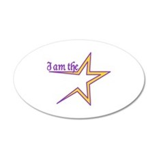 I am the Star Wall Decal