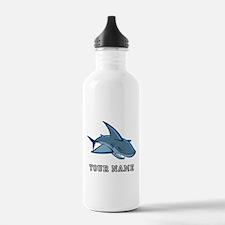 Bull Shark (Custom) Water Bottle
