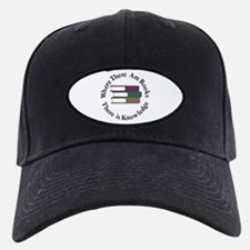 Where There are Books Baseball Hat