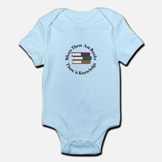 Where There are Books Body Suit