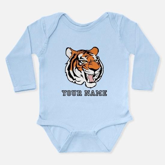 Tiger Head (Custom) Body Suit