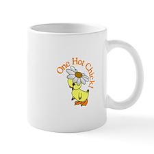 One Hot Chick! Mugs