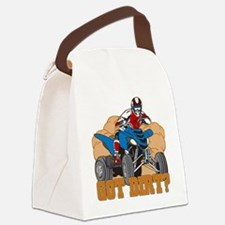 Got Dirt ATV Canvas Lunch Bag