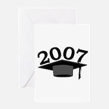 Graduation 2007 Greeting Card