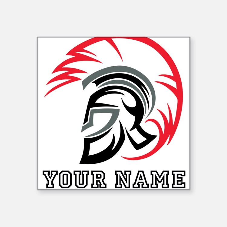 Roman Warrior Helmet (Custom) Sticker