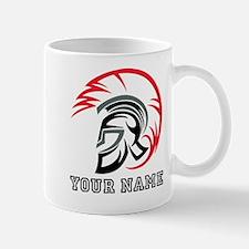 Roman Warrior Helmet (Custom) Mugs