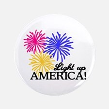 Light Up America! Button