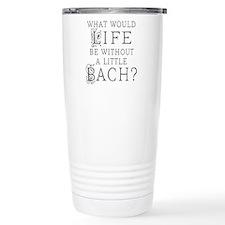 Funny Bach Travel Mug
