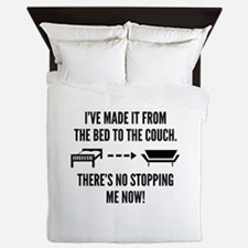 There's No Stopping Me Now Queen Duvet