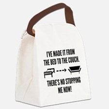 There's No Stopping Me Now Canvas Lunch Bag