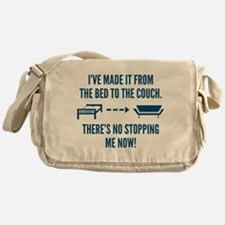 There's No Stopping Me Now Messenger Bag