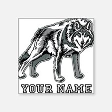 Wolf (Custom) Sticker