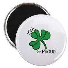 Irish & Proud Magnets