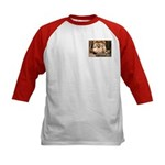 PUG PUPPIES Kids Baseball Jersey