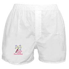 Dad's Little Firecracker! Boxer Shorts